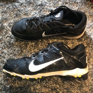 Nike Hyperdiamond softball cleats